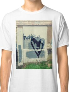 Have A Harte Tee Classic T-Shirt