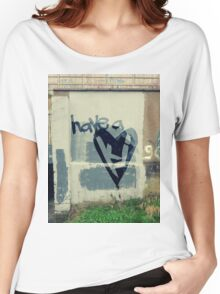 Have A Harte Tee Women's Relaxed Fit T-Shirt
