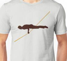 Front lever Unisex T-Shirt