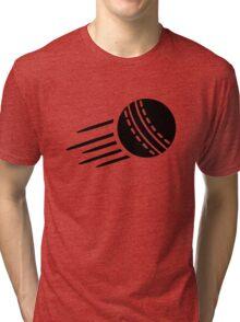Cricket ball  Tri-blend T-Shirt