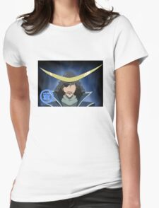 Masamune Date Womens Fitted T-Shirt