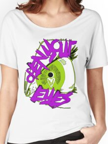 Open Your Eyes Women's Relaxed Fit T-Shirt