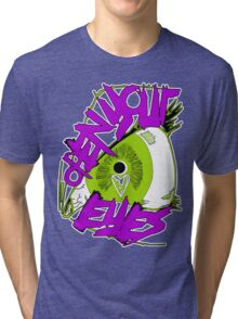 Open Your Eyes Tri-blend T-Shirt