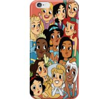 Cute Disney Princesses iPhone Case/Skin