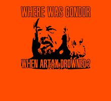 Where was Gondor? Unisex T-Shirt