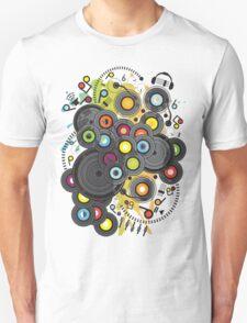 20th-Century Music Unisex T-Shirt