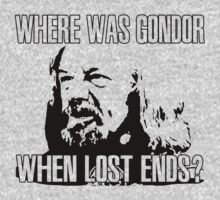 Where was Gondor? by Roland92