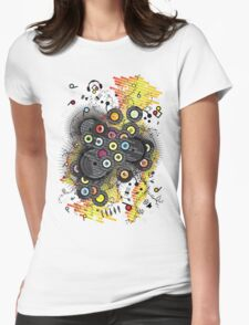 20th-Century Music Womens Fitted T-Shirt