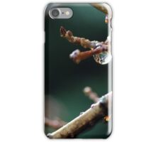 Ok...we've really had enough of all the wet stuff now... iPhone Case/Skin