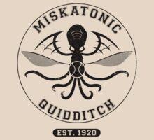 Miskatonic Quidditch by sebisghosts