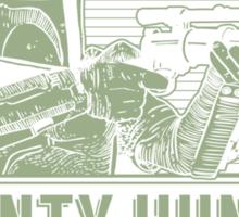 Galactic Bounty Hunter Sticker