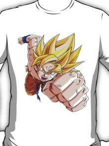 Son Goku (孫 悟空?), -Dragon Ball- Akira Toriyama-SSj1 T-Shirt