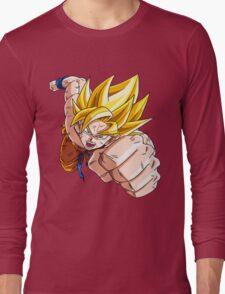 Son Goku (孫 悟空?), -Dragon Ball- Akira Toriyama-SSj1 Long Sleeve T-Shirt
