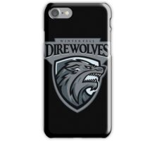 Dire Wolves iPhone Case/Skin