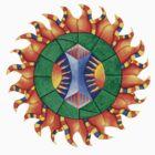 Shine On Mandala by TheMandalaLady