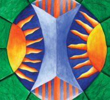 Shine On Mandala Sticker