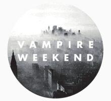 Vampire Weekend - Modern Vampires of the City - artwork by nekooooxxw
