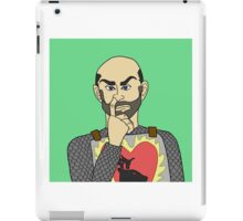 Stannis the Nose-Picker iPad Case/Skin