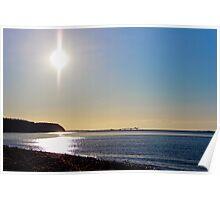 Newfoundland Ocean View Poster