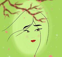 Mulan by Tiffany Taimoorazy