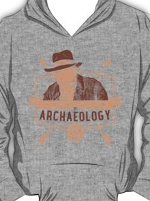 Professor of Archaeology T-Shirt