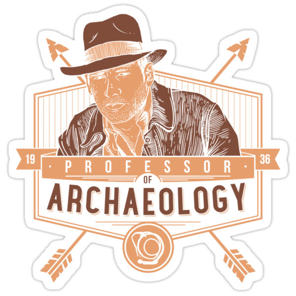 Professor of Archaeology by Azafran