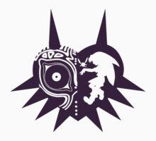 Majora's Mask and Link Cuts by Jack-O-Lantern