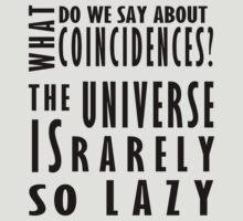 The universe is rarely so lazy /on light colours/ by SallySparrowFTW