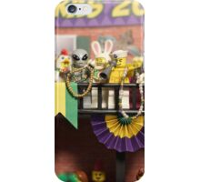 Lego Mardi Gras iPhone Case/Skin