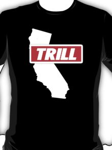 CaliTrill logo tee T-Shirt