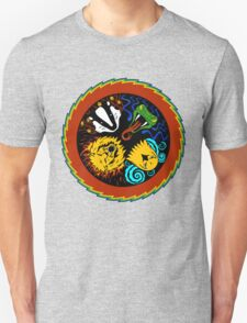 Rock And Roll Hogwarts Unisex T-Shirt