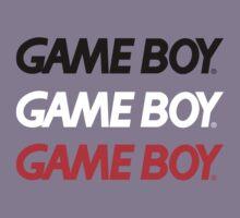 Triple GameBoy Revamped Logo by Jack-O-Lantern