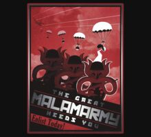 Malamarmy Propaganda Shirt - Pokemon by Brandon Larish