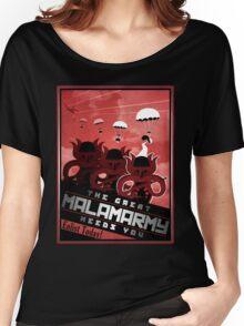 Malamarmy Propaganda Shirt - Pokemon Women's Relaxed Fit T-Shirt