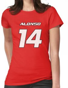 Alonso 14 Womens Fitted T-Shirt