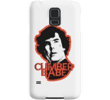 Cumberbabe Samsung Galaxy Case/Skin