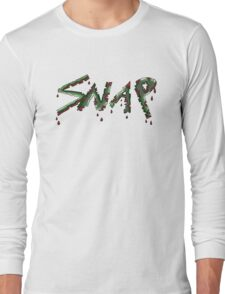 AW SNAP!!! Long Sleeve T-Shirt