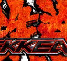Tekken  Sticker