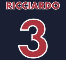 Ricciardo 3 T-Shirt
