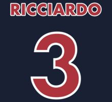 Ricciardo 3 by Tom Clancy