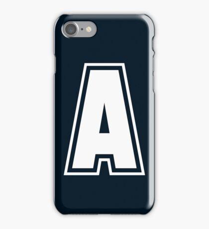 alpha iPhone Case/Skin