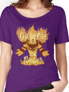 Hearthstone - Ragnaros Women's Relaxed Fit T-Shirt