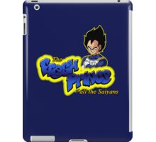The Fresh Prince of all the Saiyans iPad Case/Skin