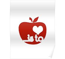To Teach ...is To Love Poster