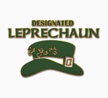 Designated Leprechaun Kids Tee