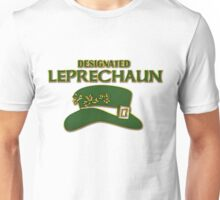 Designated Leprechaun Unisex T-Shirt