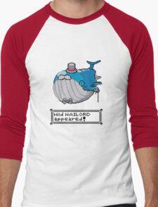 Wailsir Men's Baseball ¾ T-Shirt