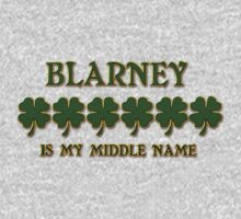 Irish Blarney One Piece - Long Sleeve