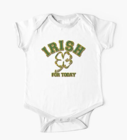 Irish For Today One Piece - Short Sleeve
