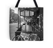 FLINDERS SUBWAY Tote Bag